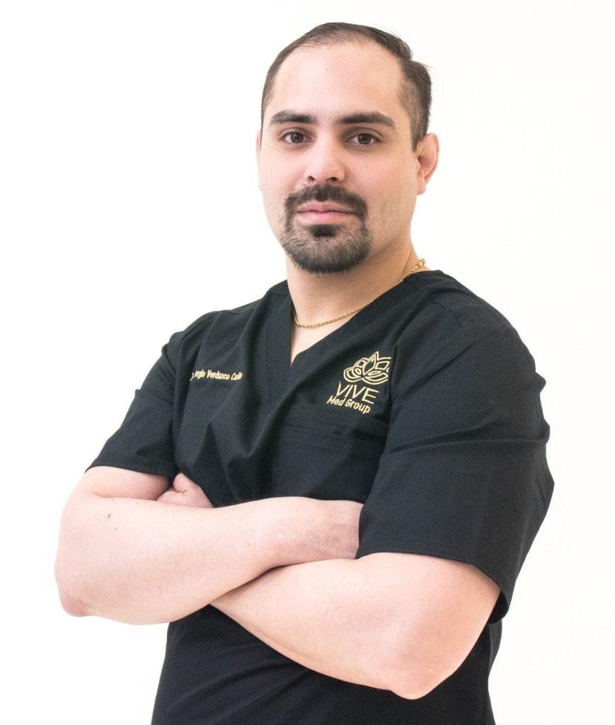 Doctor Sergio Verduzco