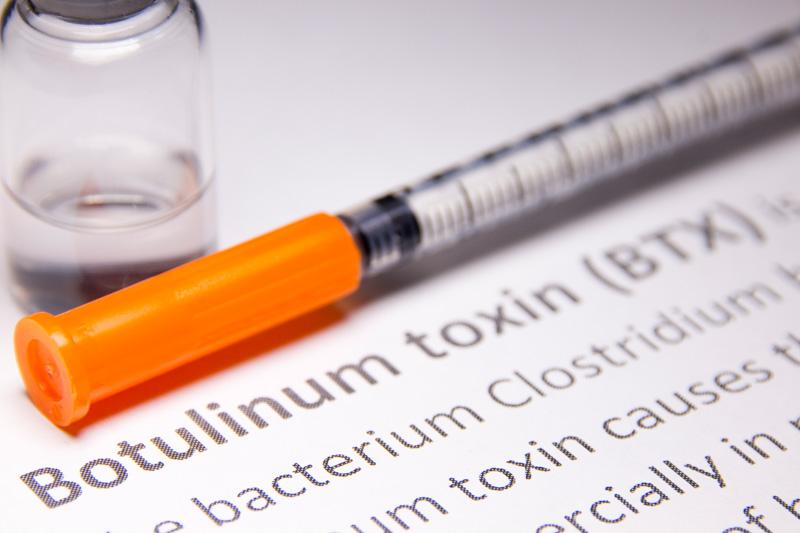 expression lines treatment using botulinum toxin