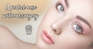 Read more about the article Change your nose without surgery