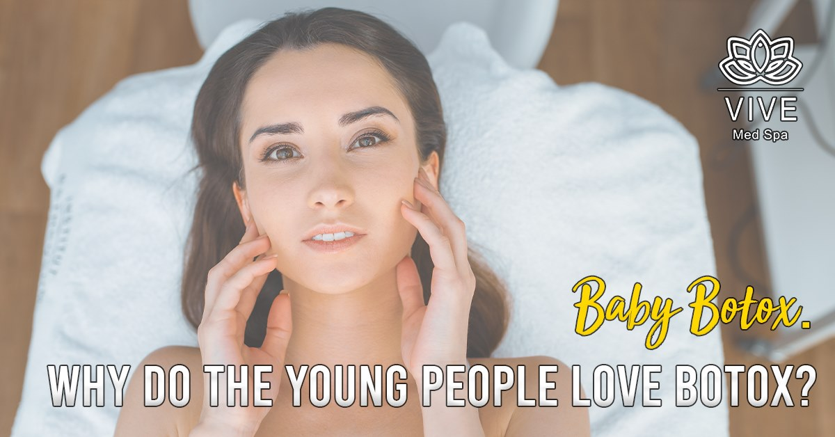 You are currently viewing Why do they use Botox at their twenties?
