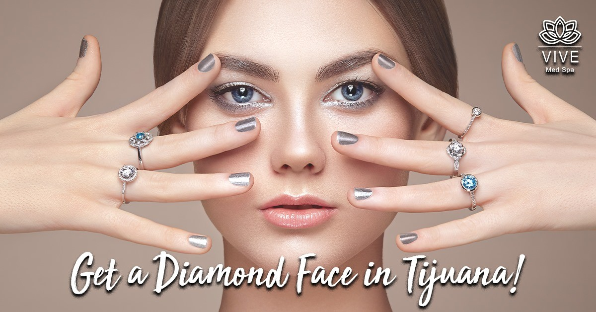 You are currently viewing How can you get a diamond-shaped face?